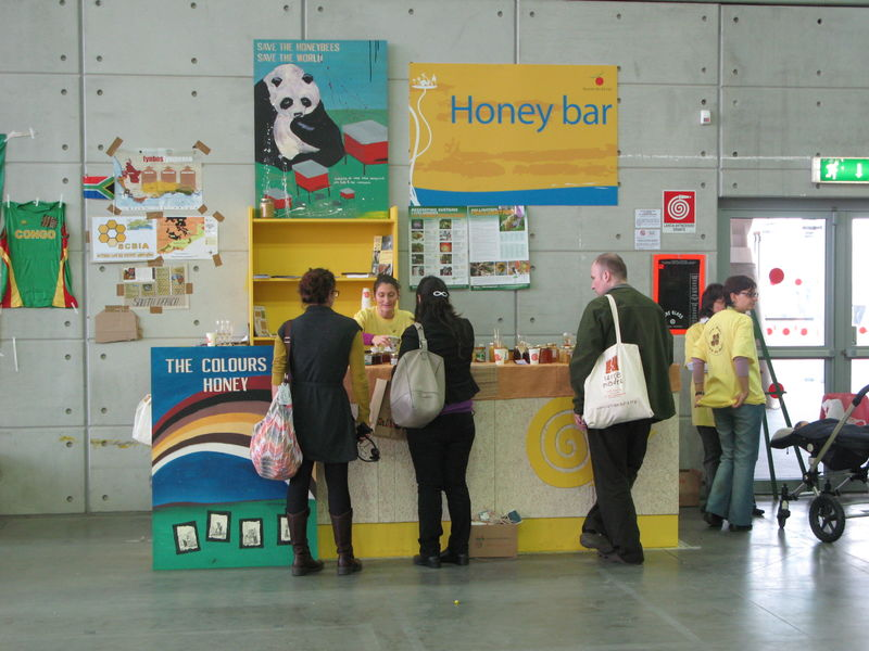 Honey Bar